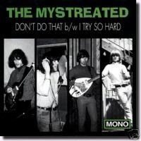 "The Mystreated 7"" Don't Do That/ SFTRI 60s garage ~ FREE SHIPPING not cd"