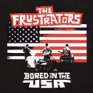 The Frustrators CD Bored in the USA = GREEN DAY  $9.99 ~ FREE SHIPPING adeline
