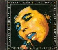 Roxy Music/Bryan Ferry CD  Street Life BRIAN ENO $7.99 ~ FREE SHIPPING