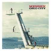 Mensen CD Oslo City $9.99 ~ FREE SHIPPING GEARHEAD CHICK RAWK