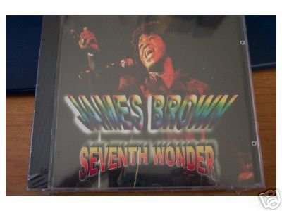 James Brown CD Seventh Wonder SEALED $6.99 ~ FREE SHIPPING