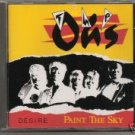 The Oh's CD Desire / Paint the Sky  $9.99 ~ FREE SHIPPING flamin ohs
