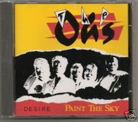 The Oh's CD Desire / Paint the Sky  $7.99 ~ FREE SHIPPING flamin ohs