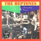 The Heptones CD A Place Called Love + NEW $8.99 ~ FREE SHIPPING & Changing Times 2 on 1 cd