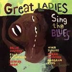 Great Ladies Sing the Blues CD Billie Holiday $9.99 ~ FREE SHIPPING  Ella Fitzgerald Shirley Horn