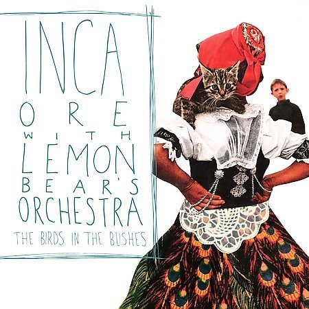 Inca Ore CD The Birds In The Bushes  $7.99 ~ FREE SHIPPING ~ AVANT EXPERIMENTAL