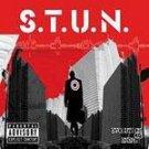 S.T.U.N. CD Evolution of Energy LA ART PUNK $7.99 ~ FREE SHIPPING