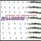 Millionaire CD Outside the Simian Flock $7.99 ~ FREE SHIPPING electro stoner grunge