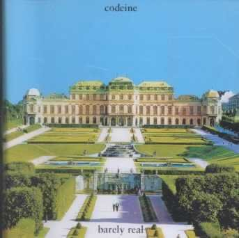 Codeine CD Barely Real $9.99 ~ FREE SHIPPING SuB PoP slowcore