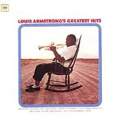 Louis Armstong CD Greatest Hits $7.99 ~ FREE SHIPPING columbia jazz legacy