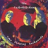 The CakeKitchen CD Time Flowing ~ FREE SHIPPING~ $9.99 backwards Graeme Jeffereis