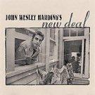 John Wesley Harding CD New Deal ~ FREE SHIPPING~ $7.99 w/ Chris Von Sneidern go betweens