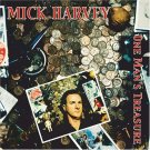 Mick Harvey CD One Man's Treasure ~ FREE SHIPPING~ $8.99 of NICK CAVE and the BAD SEEDS