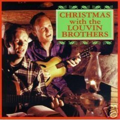 The Louvin Brothers CD Christmas with ~ NEW ~ FREE SHIPPING~ ira charlie