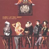 Panic! At The Disco CD ~ FREE SHIPPING~ $8.99 A Fever You Can't Sweat Out