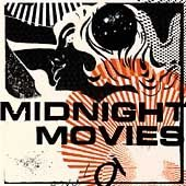 Midnight Movies CD ~ FREE SHIPPING~ $8.99 s/t NOIR spy psych pop portishead