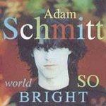 Adam Schmitt cd ~ FREE SHIPPING~ $9.99 World So Bright POWER POP  Lisa Germano