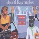 Ladysmith Black Mambazo CD ~ FREE SHIPPING~ $8.99 Two Worlds One Heart