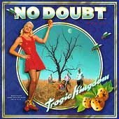 No Doubt CD Tragic Kingdom ~ FREE SHIPPING~ $8.99 Gwen Stefani