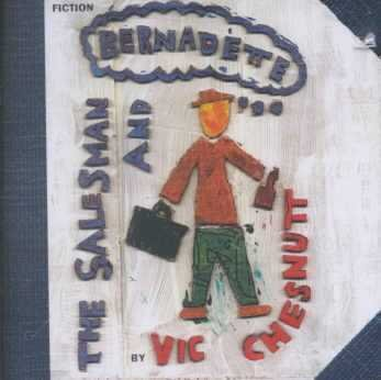 Vic Chesnutt CD The Salesman ~ FREE SHIPPING~ $8.99 and Bernadette w/ EMMYLOU HARRIS