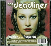 The DeadLines CD Fashion Over Function ~ FREE SHIPPING~ $8.99 TOOTH & NAIL