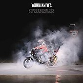 Young Knives CD SuperAbundance  ~ FREE SHIPPING~ $9.99 Britpop PowerPop
