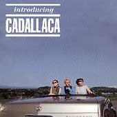 Cadallaca CD Introducing  ~ FREE SHIPPING~ $9.99 K RECORDS ex Sleater-Kinney
