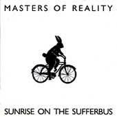 Masters of Reality CD Sunrise on the Sufferbus NEW  ~ FREE SHIPPING~  w/ CREAM GINGER BAKER