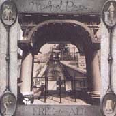 Michael Penn CD Free for All  ~ FREE SHIPPING~ $9.99