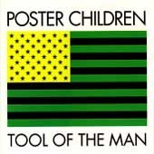 Poster Children CD Tool of the Man SEALED  ~ FREE SHIPPING~ $9.99