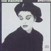 Lisa Stansfield CD Affection  ~ FREE SHIPPING~ $9.99 ALL AROUND WORLD hit