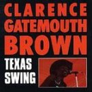 Clarence Gatemouth Brown Cd Texas Swing ~ FREE SHIPPING~ $9.99 ROUNDER texas blues