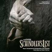Schindler's List CD  ~ FREE SHIPPING~ $9.99 soundtrack John Williams Itzhak Perlman