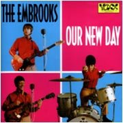 The Embrooks CD Our New Day ~ FREE SHIPPING~ $9.99 get hip bomp uk freakbeat