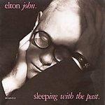 Elton John CD Sleeping with the Past  ~ FREE SHIPPING~ $9.99
