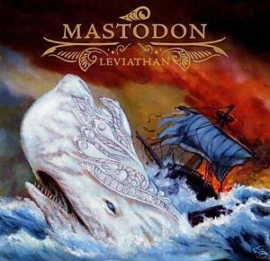 Mastodon Lmtd Ed CD & DVD Leviathan ~ FREE SHIPPING~ $12.99
