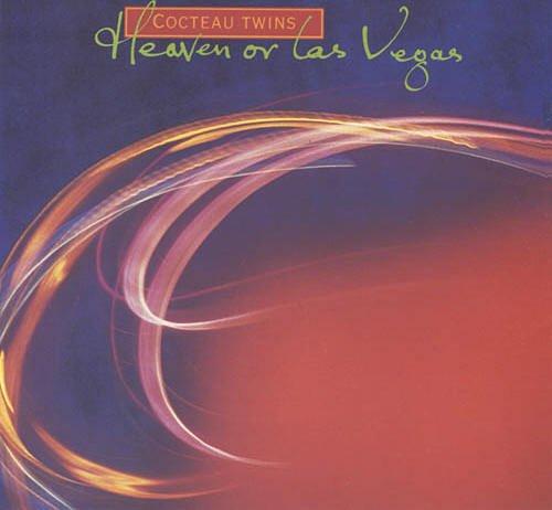 ~ FREE SHIPPING~ $9.99 Cocteau Twins CD Heaven or Las Vegas shoegazer