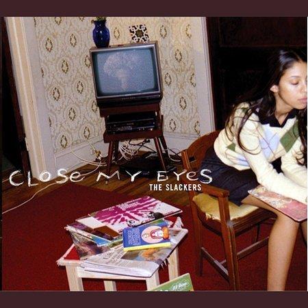 FREE SHIPPING~ $9.99 ~ The Slackers CD Close My Eyes HELLCAT rancid