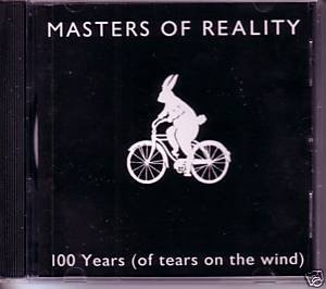 FREE SHIPPING~ $9.99 ~ Ginger Baker 's Masters of Reality CD 100 Years ex CREAM CLAPTON