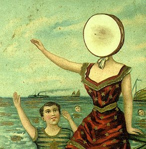 NEUTRAL MILK HOTEL cd ~ FREE S&H~ $9.99 ~ IN THE AEROPLANE OVER the SEA elephant 6 psych pop