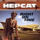 FREE S&H ~ $9.99 ~ HepCat CD Right on Time HELLCAT RANCID SKA