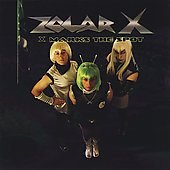 FREE S&H ~ $9.99 ~ Zolar X cd X Marks the Spot LA 70s spaceage GLAM Rock
