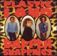 PlasticLand CD Dapper Snappings RARE 80s LA psych