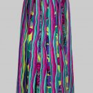 Soft Surroundings Paris Pleat Long Skirt Misses 36 inch long  S 6 8