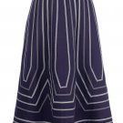 Soft Surroundings Buckingham Skirt Tall TL 14 16
