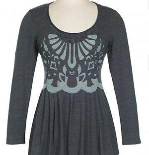 Soft Surroundings St Remy Top Shirt Misses L 14 16