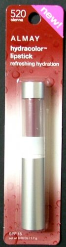 Almay HYDRACOLOR Lipstick - Sienna #520 - New! (by almay cosmetics)