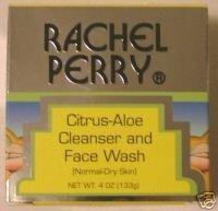 RACHEL PERRY Citrus-Aloe Cleanser & Face Wash (4 oz.)