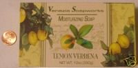 Venezia Soapworks Huge (10 oz.) Bar LEMON VERBENA Soap