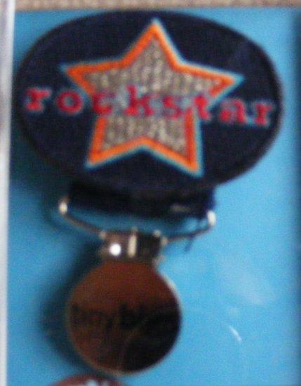 TINYBIGS, the accessory RockStar Baby Belt-Alternative